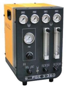 Manuaalinen kaasuyksikkö PGE 3-360