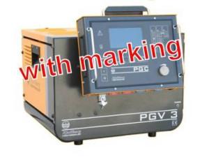 Automaattinen kaasuyksikkö PGV 3
