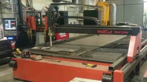 wellcut lc4000 redline with aw table II rajattu